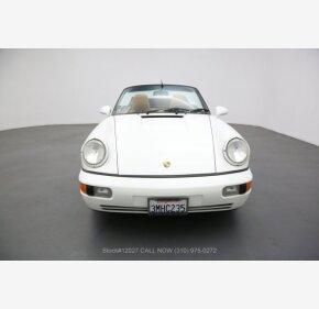 1992 Porsche 911 Cabriolet for sale 101327514