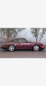 1992 Porsche 911 Coupe for sale 101492458