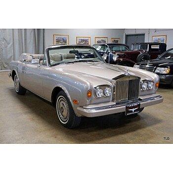 1992 Rolls-Royce Corniche III for sale 101053813