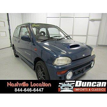 1992 Subaru Vivio for sale 101013510