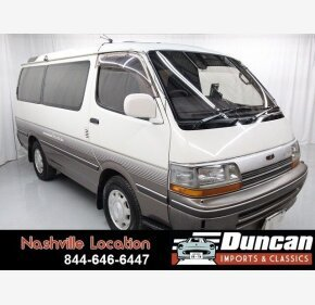1992 Toyota Hiace for sale 101359773