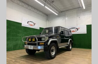 1992 Toyota Land Cruiser for sale 101402072