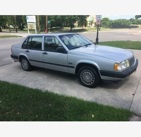 1992 Volvo 940 GLS Sedan for sale 101343456