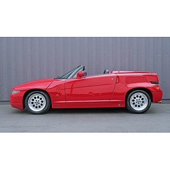1993 Alfa Romeo Roadster Zagato for sale 101003008