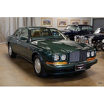 1993 Bentley Continental R Coupe for sale 101032000