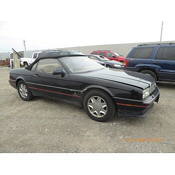 1993 Cadillac Allante for sale 100857258