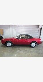 1993 Cadillac Allante for sale 101206610