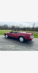 1993 Cadillac Allante for sale 101315318