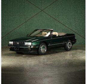 1993 Cadillac Allante for sale 101327654