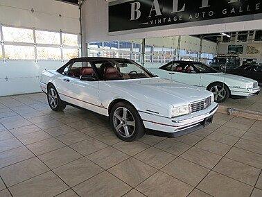 1993 Cadillac Allante for sale 101402922