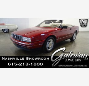 1993 Cadillac Allante for sale 101428936