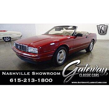 1993 Cadillac Allante for sale 101463116
