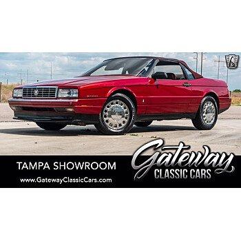 1993 Cadillac Allante for sale 101527363