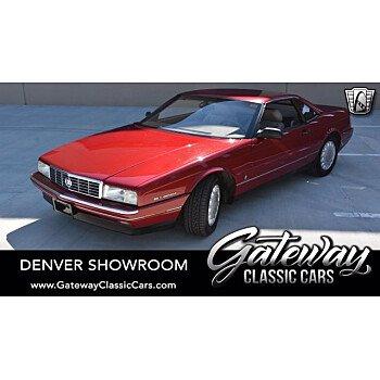 1993 Cadillac Allante for sale 101534236