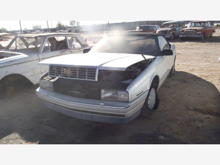 1993 Cadillac Allante for sale 101321231