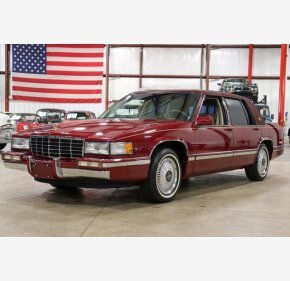 1993 Cadillac De Ville for sale 101401026