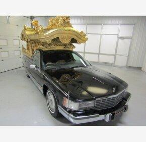 1993 Cadillac Fleetwood Sedan for sale 101109375