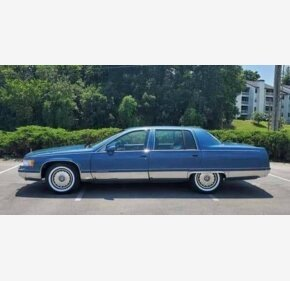 1993 Cadillac Fleetwood for sale 101367562