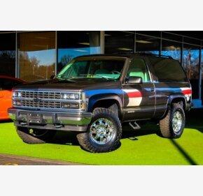 1993 Chevrolet Blazer 4WD for sale 101108208