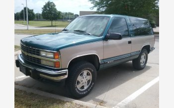 1993 Chevrolet Blazer 4WD for sale 101210254