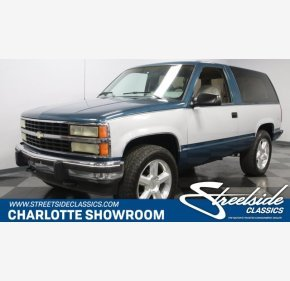 1993 Chevrolet Blazer for sale 101304524