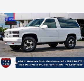 1993 Chevrolet Blazer for sale 101374884
