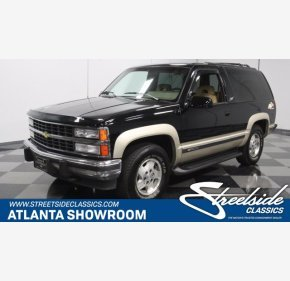 1993 Chevrolet Blazer 4WD for sale 101403848