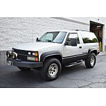1993 Chevrolet Blazer 4WD for sale 101561215