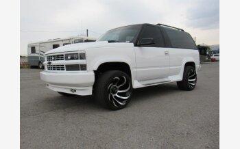 1993 Chevrolet Blazer 4WD for sale 101616555