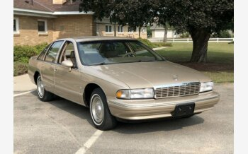 1993 Chevrolet Caprice for sale 101009220