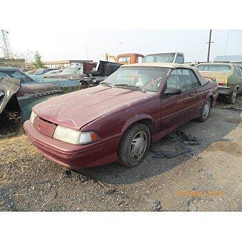 1993 Chevrolet Cavalier for sale 100893610