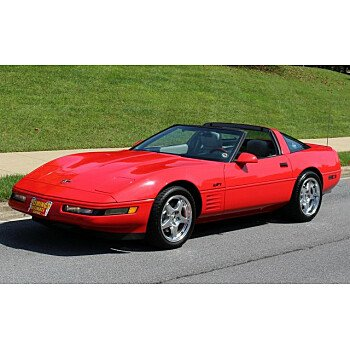 1993 Chevrolet Corvette Coupe for sale 100998428