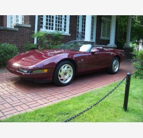 1993 Chevrolet Corvette Convertible for sale 100787099