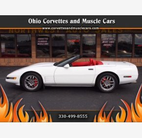 1993 Chevrolet Corvette Convertible for sale 100910828