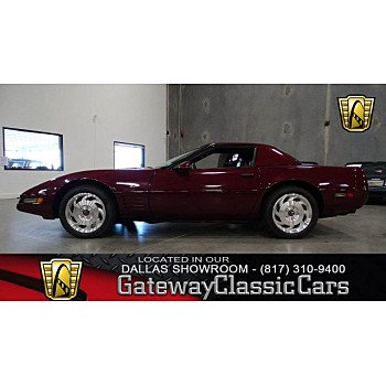 1993 Chevrolet Corvette Convertible for sale 100963576