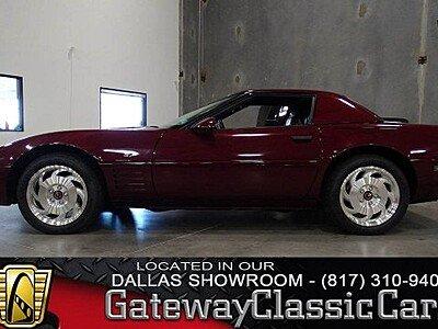 1993 Chevrolet Corvette for sale 100963576