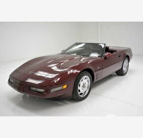 1993 Chevrolet Corvette Convertible for sale 100987355