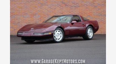 1993 Chevrolet Corvette Coupe for sale 101071826