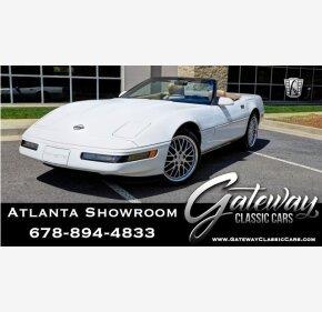 1993 Chevrolet Corvette Convertible for sale 101124936