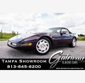 1993 Chevrolet Corvette Convertible for sale 101197076