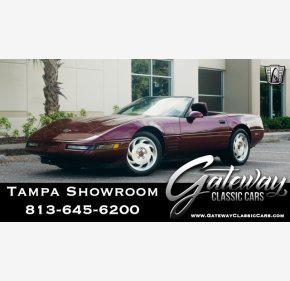 1993 Chevrolet Corvette for sale 101208105