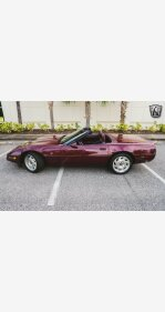 1993 Chevrolet Corvette Convertible for sale 101208105