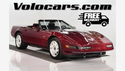 1993 Chevrolet Corvette Convertible for sale 101219067