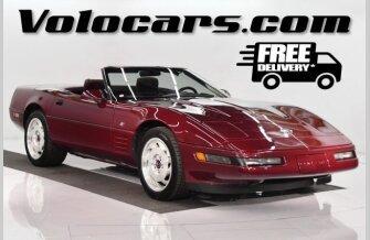 1993 Chevrolet Corvette Convertible for sale 101219067