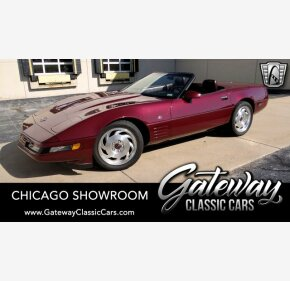 1993 Chevrolet Corvette Convertible for sale 101221878