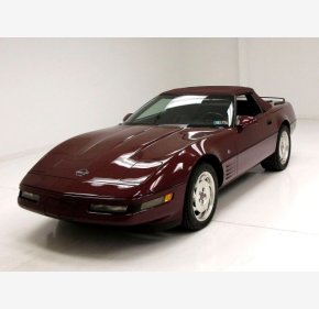 1993 Chevrolet Corvette Convertible for sale 101227800
