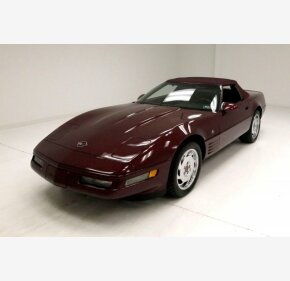 1993 Chevrolet Corvette Convertible for sale 101236063