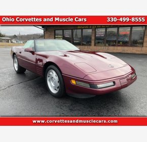 1993 Chevrolet Corvette Convertible for sale 101281150