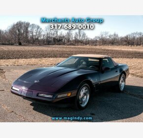 1993 Chevrolet Corvette Convertible for sale 101298366