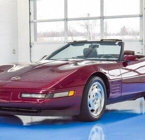 1993 Chevrolet Corvette Convertible for sale 101299078